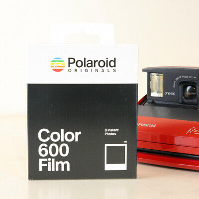 Polaroid Fragment ORIGINALS Color Instant Film for 600 660 OneStep+ itype Camera