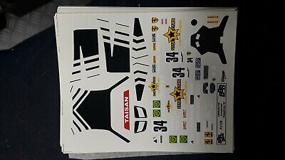 Decal Ferrari F40 1/43 Challenge Japan