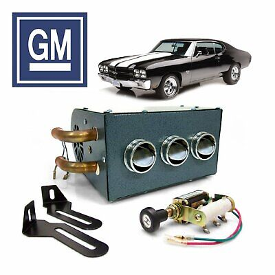 1967 1968 FORD MUSTANG HEATER /& AC BOX SEAL KIT WITH FACTORY AIR # 67-21762 NEW