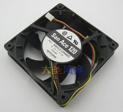 for Sanyo SANYO Fan 109P0412H7D01 12V 0.13A 404015MM