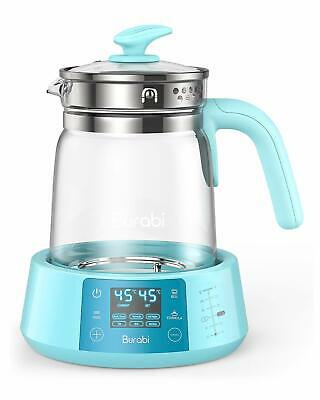 Formula Ready Water Kettle with Temperature Control, Faster Than Bottle Warmer