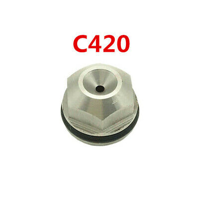 Charmilles Wire EDM C420 Stainless Steel Swivel Nut For Upper Guide 100444744