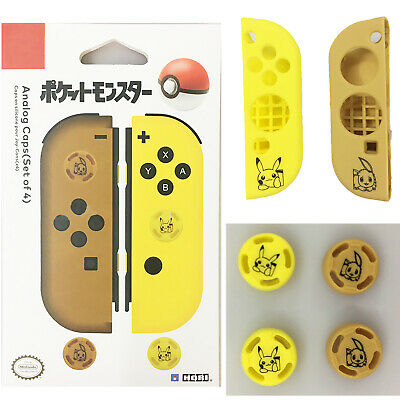 Cartoon Protective Controller Cover Thumb Grip Caps for Nintend Switch Joy-Con