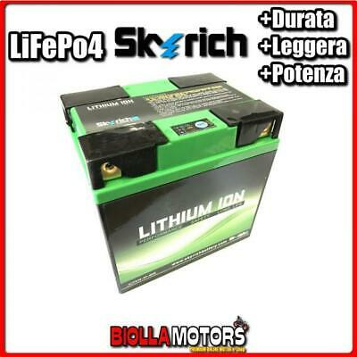 Hjtx30Q-Fp Batteria Litio 53030 Bmw K75, Rt 750 1987- Skyrich - 53030