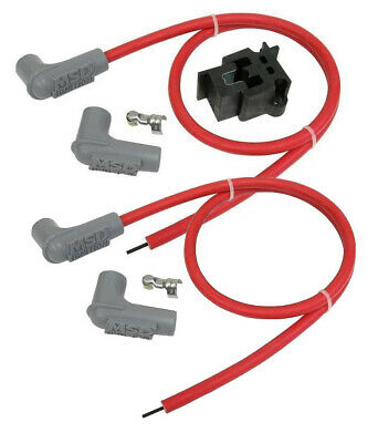 Anti-parasite complet cable MSD 2 cyclindres - 2 cylinder wire set