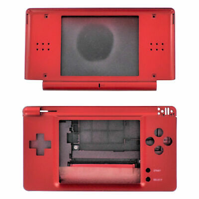Full housing shell for Nintendo DSi console replacement - Metallic red | ZedLabz