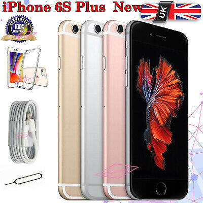 Apple iPhone 6S Plus 64GB 128GB NEW All Colours - UNLOCKED SIM FREE Smartphone