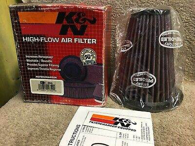 K/&N Filters E-0940 Air Filter Fits 94-04 Mustang