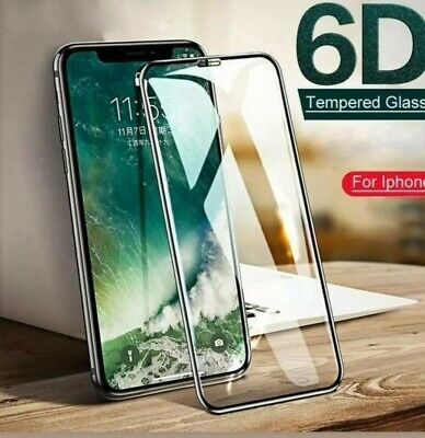 For Apple iPhone 8 Plus Tempered Glass Screen Protector  - 100% Genuine.