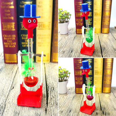 Toy Drinking Bird Gifts Dipping Perpetual Motion Kids Desk Funny Educational