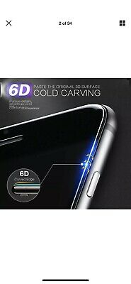 2 x Real 6D 9H tempered Glass Screen protector for Iphone 11,11Pro,11Pro Max