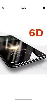 2 x Real 6D 9H Top Quality tempered Glass Screen protector for Iphone 11Pro Max