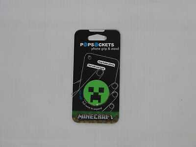 PopSockets Minecraft Cell Phone Grip & Stand - Creeper