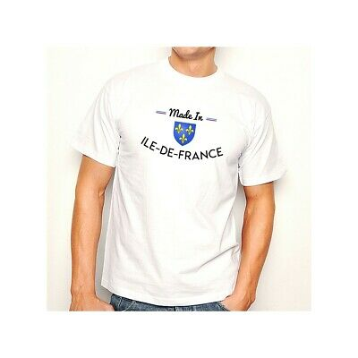 T-shirt Made In Ile-de-France