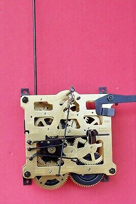 Regula  type 34 ( 19.10 ) 8 day cuckoo clock  movement c/w chains, hooks & rings