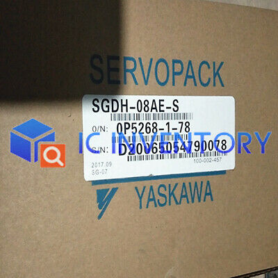 1PCS New Yaskawa SGDH-08AE-S