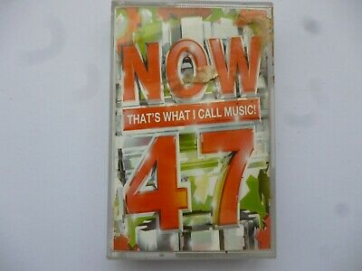 "Various Artists  "" That's What I Call Music - Now 47 ""  Cassette 1 Only"