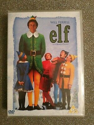 Elf (2 Disc DVD Set) Brand New Factory Sealed