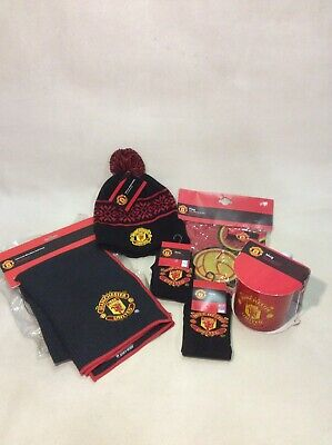 Joblot Official Manchester United FC Football Club Merchandise Christmas Fathers