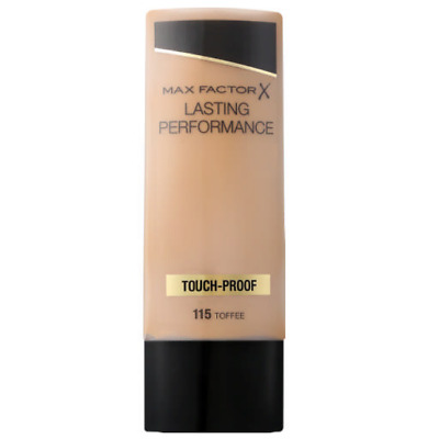 Max Factor Lasting Performance Foundation 35ml SHADE 115 TOFFEE