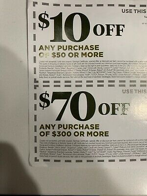Bed Bath Beyond coupons 10 Off 50 And 70 Off 300. Expires 1/20/20