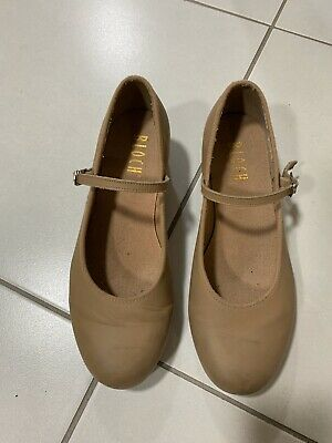 bloch tap shoes nude Size 7.5