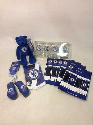 Joblot Of Official Chelsea FC Football Club Merchandise Christmas Fathers Boys