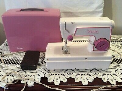 Sears Children's Sewing Machine Model 49-1210 Battery Operated Works