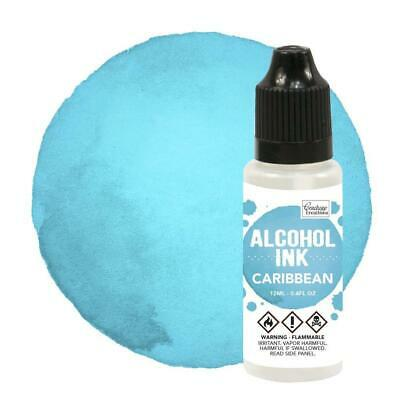Couture Creations Alcohol Ink Pool/Carribean 12ml