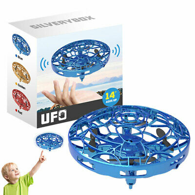 Mini Drones 360° Rotating Smart Mini UFO Drone for Kids Child Flying Toys NEW