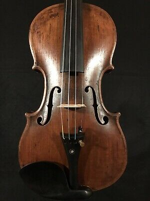 c.1888 Wolff Brothers No.518  4/4 Full Size Violin Vintage Old Antique Fiddle