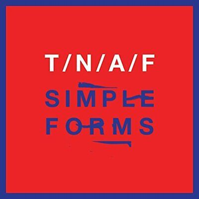 Naked & Famous-Simple Forms (Uk Import) Cd New