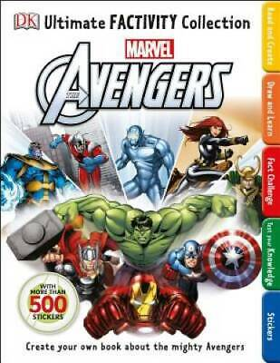Ultimate Factivity Collection: Marvel The Avengers by DK
