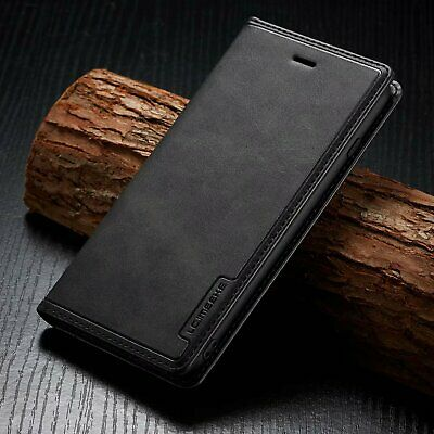 Luxury For Apple iPhone 6 6s Case Retro Magnetic Flip Stand Leather Wallet Cover