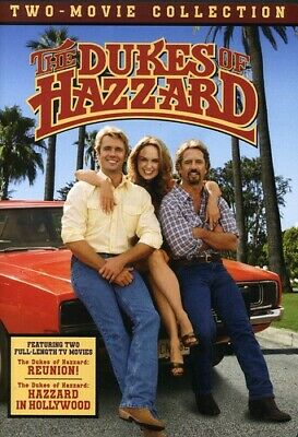The Dukes of Hazzard Two Movie Collection DVD Reunion! + Hollywood NEW SEALED TV