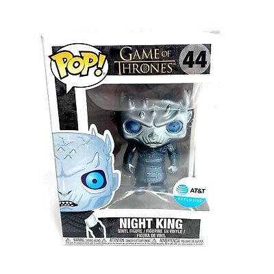 Funko POP! Game of Thrones Night King #44 AT&T Exclusive Vinyl Figure