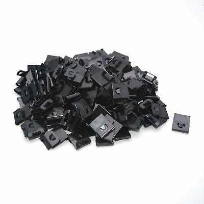 Antrader 200pcs Picture Frame Hanging Clips S Hooks Back Board Photo Wall Alb...
