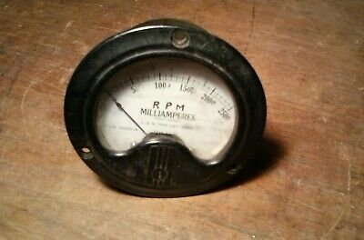 Westinghouse Usn Type Cay - 22065 Milliamperes