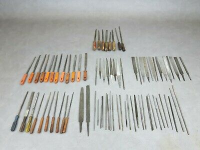 Vallorbe 2408 12-160mm Swiss Made Square Needle Files// Nadelfeilen