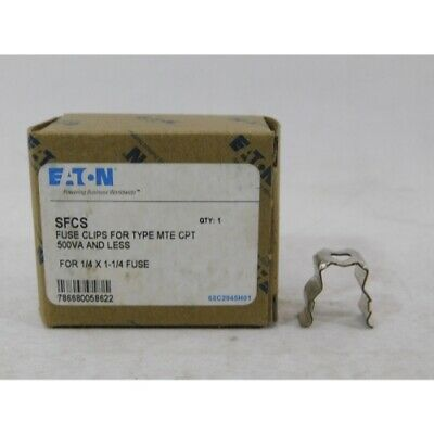 Eaton SFCS Fuse Accy, 500VA, Type MTE CPT
