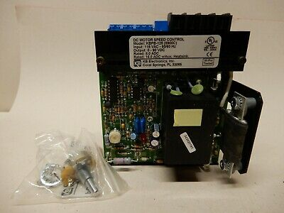 KB Electronics KBPB-125 (8900) NOS? But Untested 1/2 HP @ 90