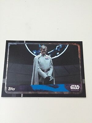 An Offer To Jyn #80 Star Wars Rogue One Series 1 Topps 2016 Trade Card C1737