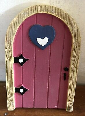 Latex Mould for making this Lovely Fairy Door With Heart