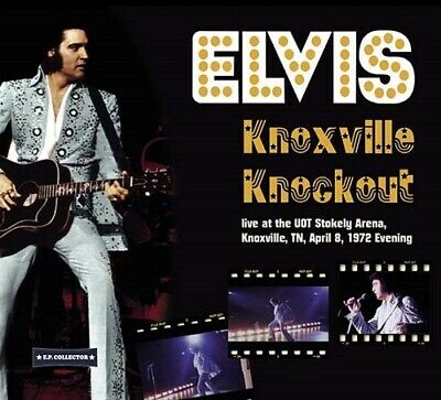 ELVIS PRESLEY - KNOXVILLE KNOCKOUT - EP Collector label