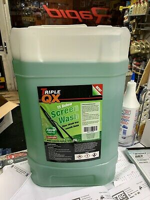 15 BELOW  25 LTR Concentrated screen wash New