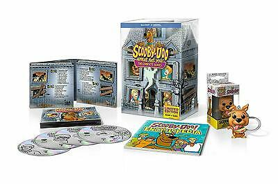Scooby-Doo Where Are You! The Complete Series 50th Anniversary (Blu-ray)Free S&H