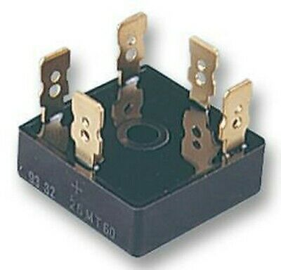 Diodes - Bridge Rectifiers - Bridge RECTIFIER 25A 3PH