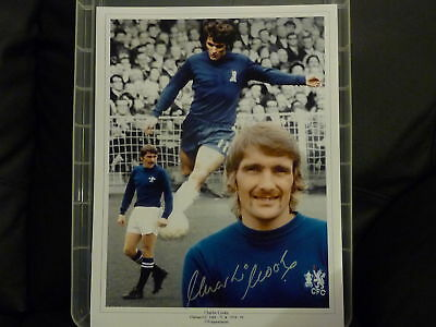 Charlie Cooke Signed Large Photograph