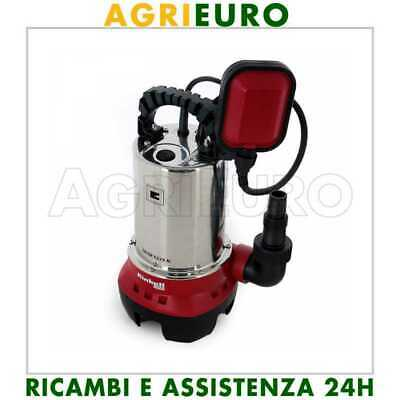 Pompa sommersa Einhell GH-DP 6315 N per acque scure ad Immersione 630w