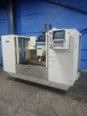 "Fadal 904-1 Cnc Vmc 20"" X 43"" Table 12190630002"